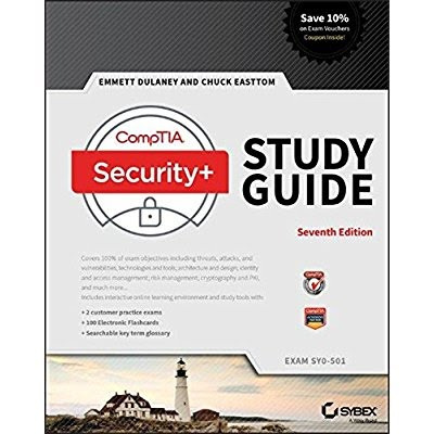 Comptia Security+ Study Guide 5th Edition Pdf