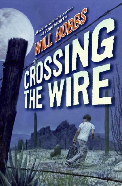 crossing the wire Learning contract: crossing the wire by will hobbs students will: know •who  victor flores, rico rivera, reynaldo, chuy, miguel escobar, julio are •what it.