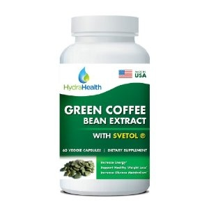 hydra health green coffee bean extract