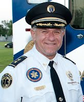 Deputy Chief Ken Bouvier Biography