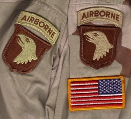 101st Airborne Division 101DCUPATCHES