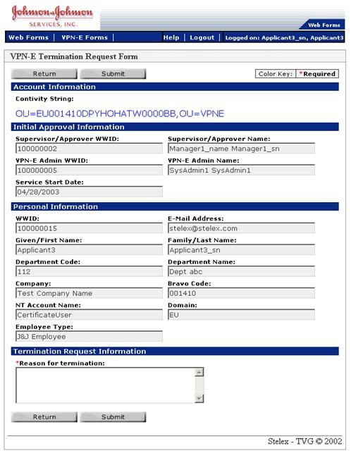 toplaceaterminationrequest - ibmonweb