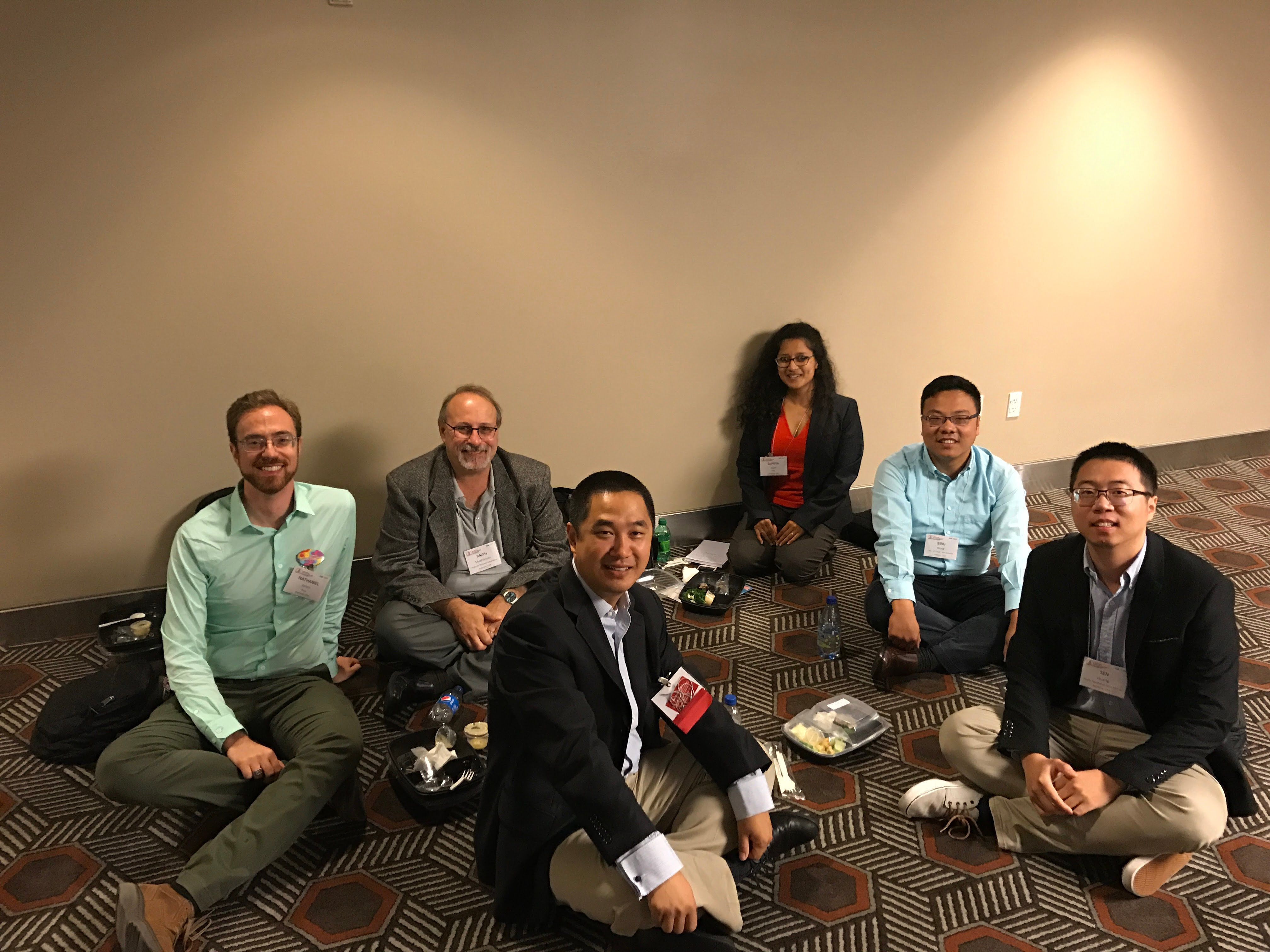 The Research Committee meets at Building Simulation 2017 in San Francisco