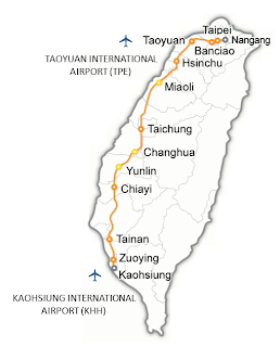 Planning Your Trip to Tainan - Airport Information - 2014