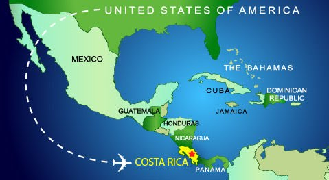 Costa Rica Is Ranked As One Of The Most Visited International Destinations Because Its Location Warm Weather Predominates But Many Diffe