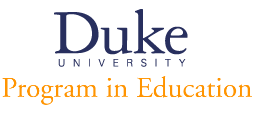 Duke Program in Education