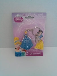 Disney's Cinderella collectible keyring