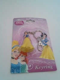 Disney's Snow White collectible keyring