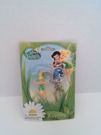 Disney's Tinker Bell collectible keyring