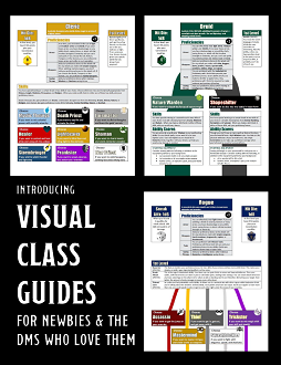 Visual Class Guides ad
