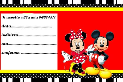 minnie mouse birthday invitations templates