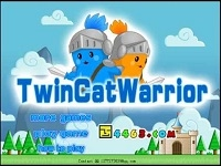 Twin Cat Warrior 2 Unblocked Games