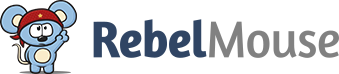 Logo RebelMouse