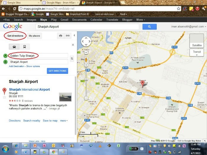 Google Maps - Iman AlSarookh on mapquest driving directions, maps get directions, maps and directions,