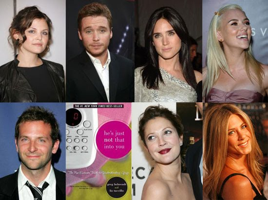 Some of the all star cast in He's just not that into you