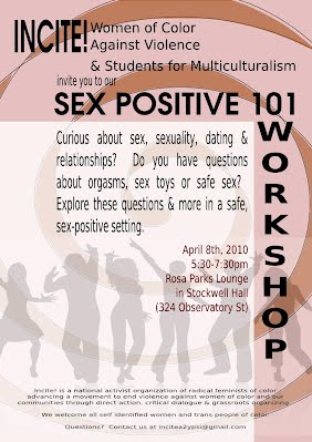 Sex positive Dating