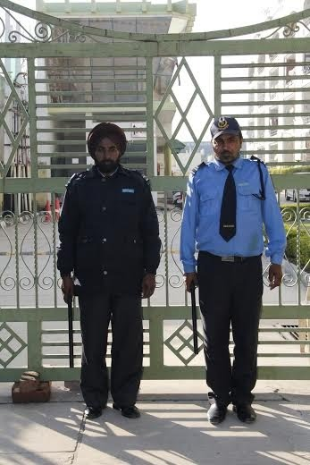 Security Guards Services in Tricity Chandigarh and Punjab
