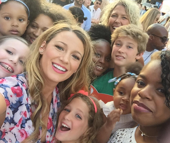 As Per The Sources Said The Blake Lively Baby Shower Function Was Held At  Bedford Post Inn Here On Saturday Afternoon. The Function Was So Live And  Happier ...