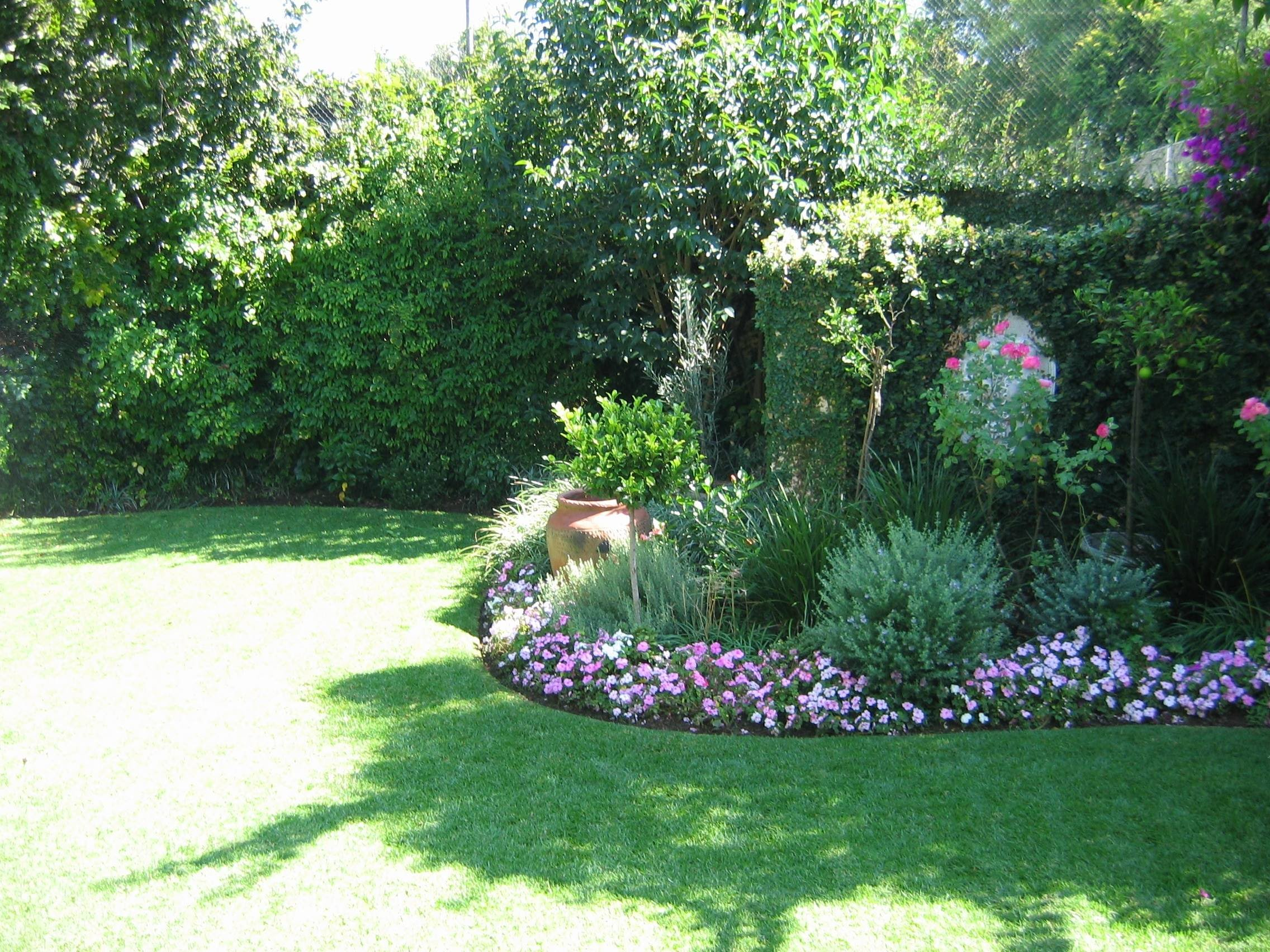 Indigoplan for Privacy garden designs