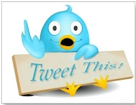 Tweet Me from YOUR BLOG HERE