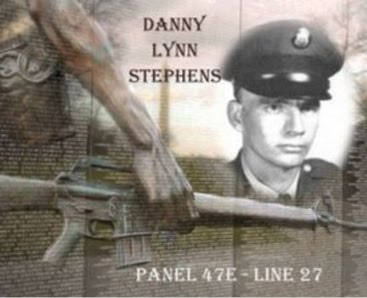 Hall of heroes vietnam in honor of our military danny lynn stephens 101st airborne division kia mar 31 1968 thua thien south vietnam sciox Choice Image
