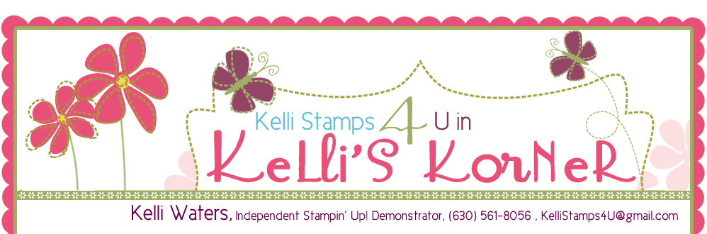 Kelli Stamps 4 U...and U can 2!
