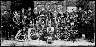 Band of Harborne Industrial School