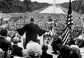 5 1963 Dr Martin Luther King Jr S Famous I Have A Dream Speech