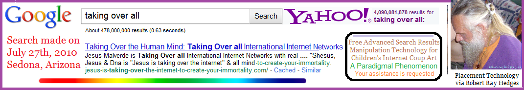 Immortality based synchrous search result manipulation