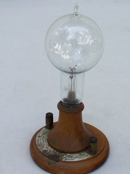 The Light Bulb - Inventions of the 1800s