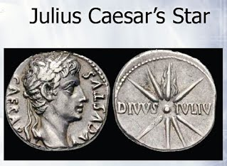 A comparison of julius caesar of rome and jesus christ the son of god