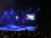 Top Gear Live Show Stage