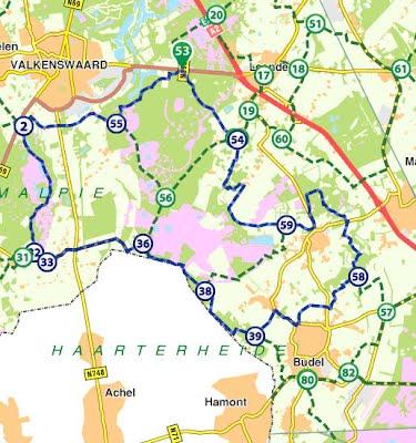 Leenderbos - InZicht: stadswandelingen: https://sites.google.com/site/inzichtstadswandelingen/fietsrondjes...