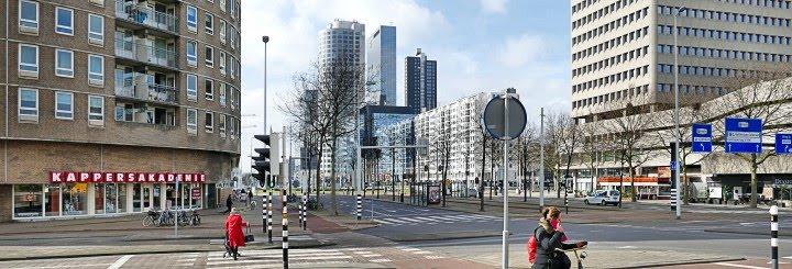 Aangeboden door: Stichting Microtoerisme InZicht Fotoblog Rotterdam Weena