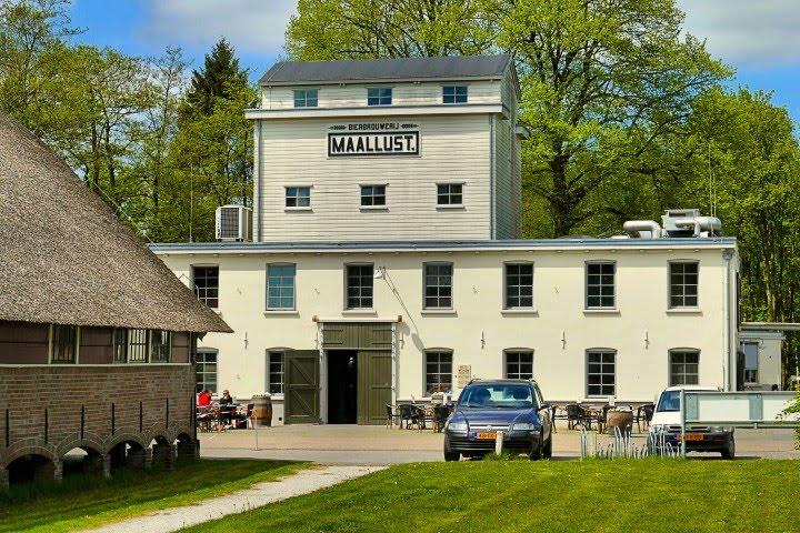 Aangeboden door: Stichting Microtoerisme InZicht Fotoblog Veenhuizen Maallust graanmaalderij bierbrouwerij