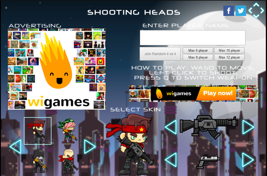 Shooting Heads Amd43 Gaming - ghost clan vampire hunters 2 roblox
