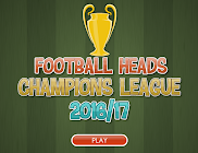 SOCCER HEADS: CHAMPIONS LEAGUE 2016-2017