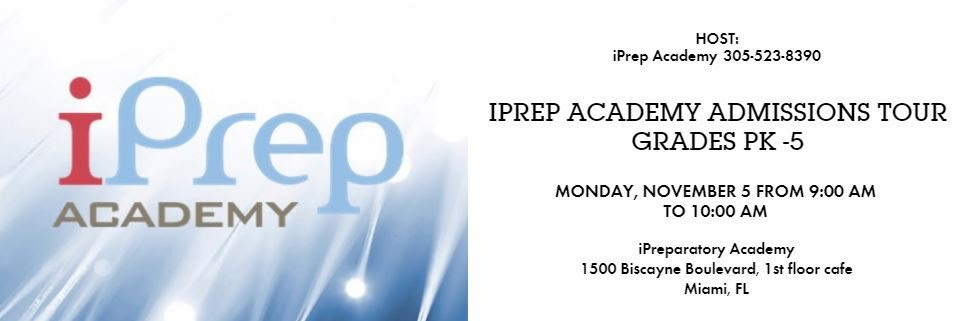 iPrep Academy PK- 5th Grade Tour