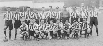 El Athletic de 1939