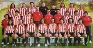 Athletic femenino. Temporada 2002/2003