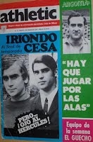 Revista 'Athletic' nº45 del 4 de marzo de 1976