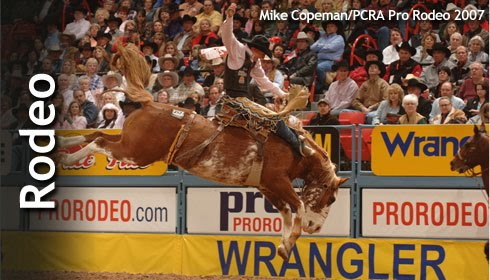 The Wrangler National Finals Rodeo (NFR) in Las Vegas
