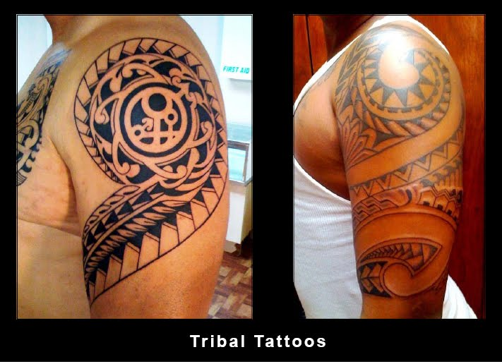 Tribal Tattoos Island Tattoo 808