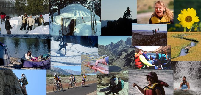 Outdoor Education Montage