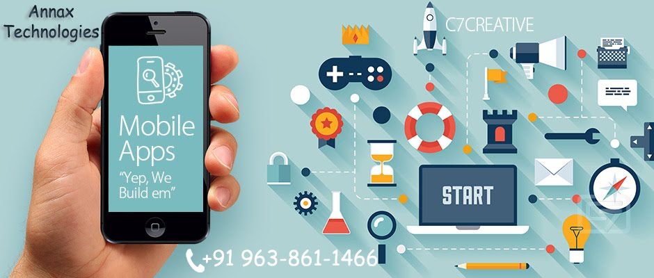 Mobile App Development Comapny In Ahmedabad | Annax Technologies