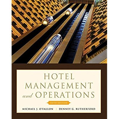 Hotel Management And Operations Ebook