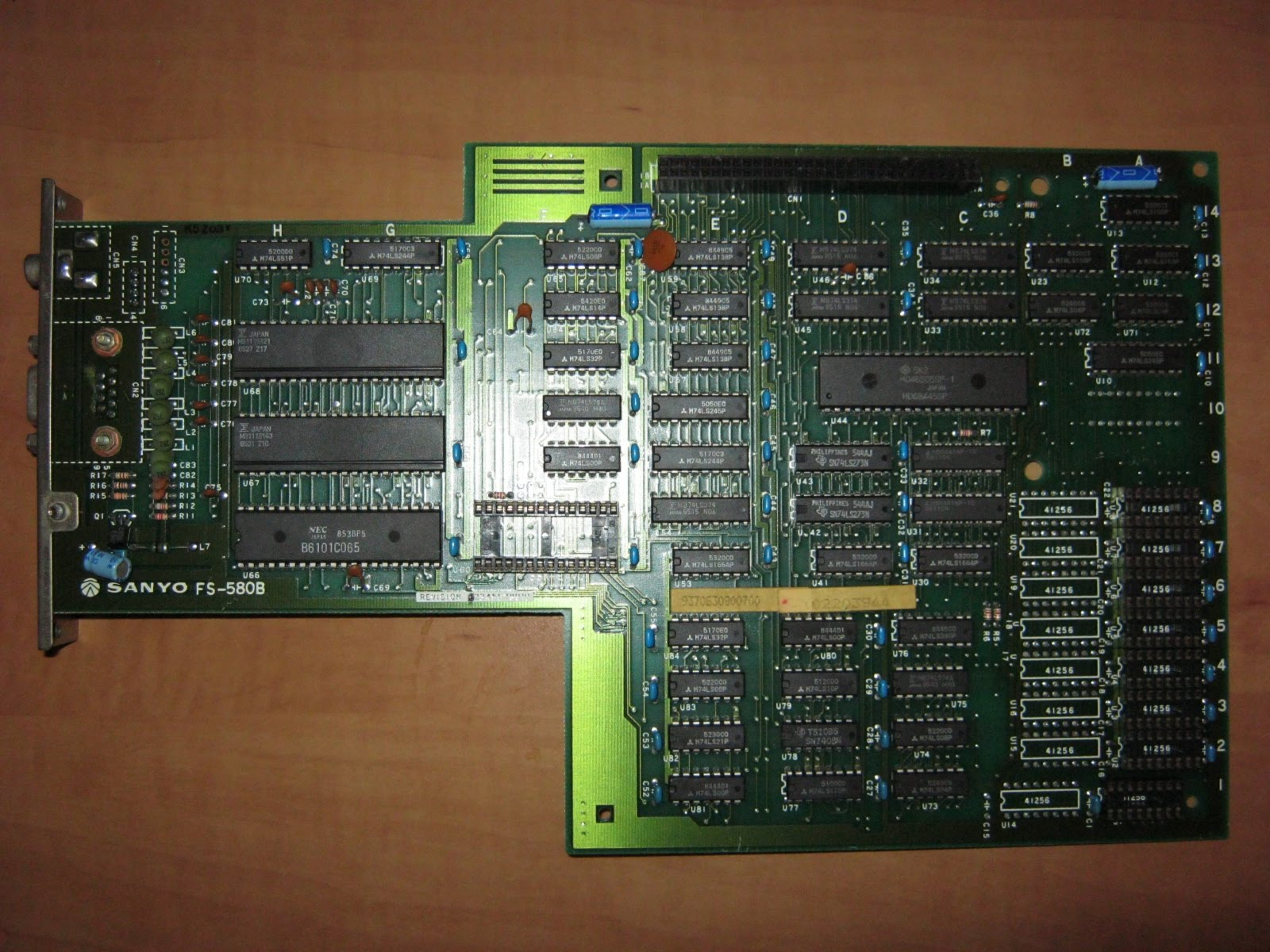 Yet Another Sanyo Mbc 55x Thread Archive Vintage Computer Forum Pc Xt Power Supply