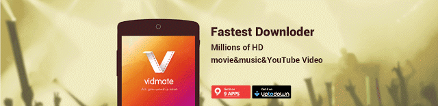 Vidmate App Download - vidmate apk Downloads free Install