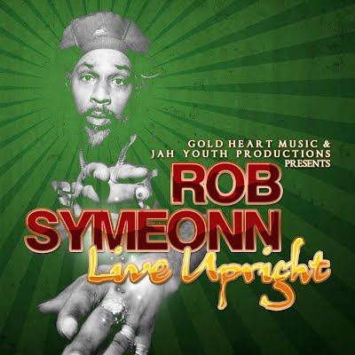 Rob Symeonn  [Live Upright]