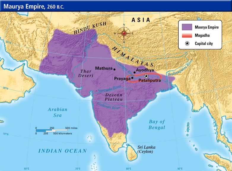 Spread Of Jainism Map Diffusion of Ja...